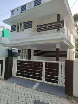 4.25 cent 1600 sqft 3 bhk new build gated villa at  kongorpally