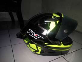 KYT Falcon Faster yellow