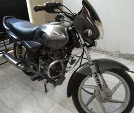Bajaj Platina single handedly used, excellent condition