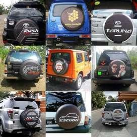 Cover/Sarung Ban Jeep/Rush/Terios/Touring/Ecosport  TUTUP escudo Marko