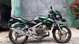 Kawasaki ninja R hitam spesial edition