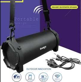 Speaker Bluetooth Portable Boombox