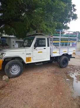 Bolero maxx truck