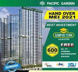 Tower Baru Pacific Garden Apartemen Juragan Kos Alam Sutera