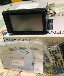 Tape KENWOOD DDX 316 Masih segel