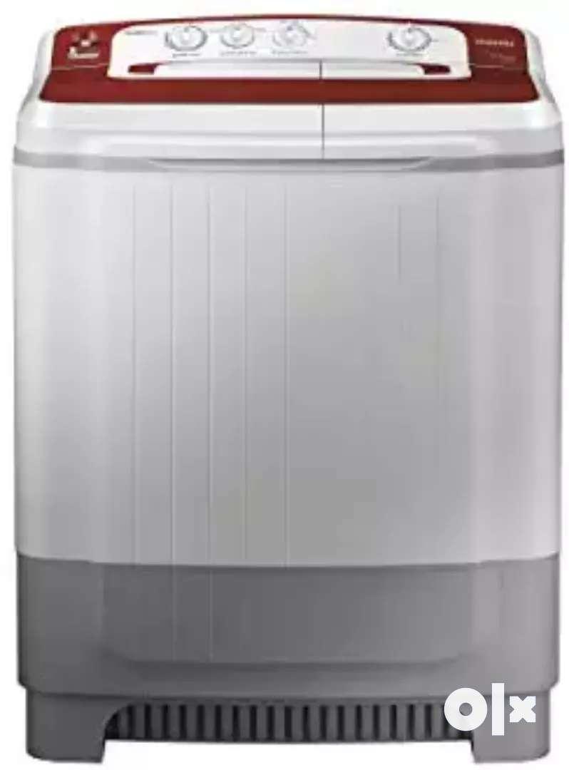 Samsung washing machine WT80M4000HR 0