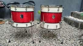 """Floor tom 16"""" custom drum by reason"""