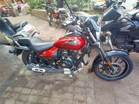 Avenger 160 Street BS-6 model with ABS