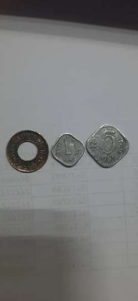 Old Coins atleast 1945