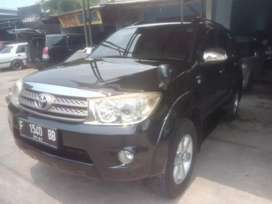 Fortuner G Diesel th 2009 automatic plat F