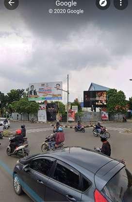 Dijual dan Disewakan Tanah Kosong di Jl. Gatot Subroto