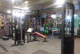 Commercial Gym equipments at best deal