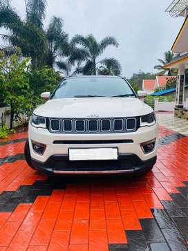 Jeep Compass 2017 Diesel 33400 Km Driven