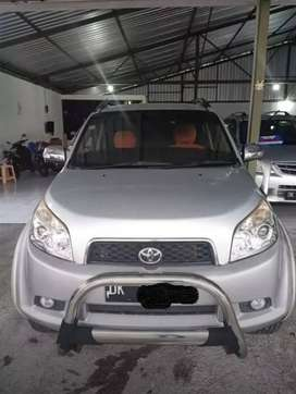 Toyota Rush S 1.5  A/T 2007 Silver