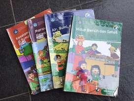 buku tema kemdikbud kelas 2 sd