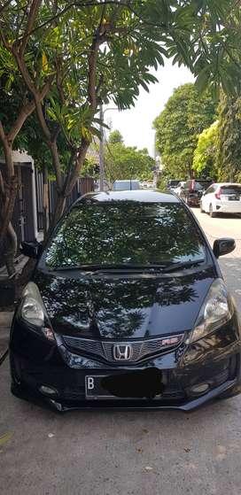 Honda Jazz RS AT 2014 Hitam