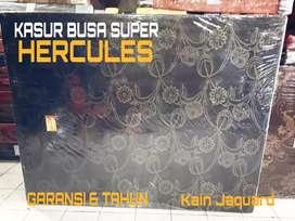 (BAYAR DI TEMPAT) PROMO Kasur Busa Super HERCULES 160x200 tebal 20cm