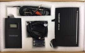 Takstar WPM-200 UHF Wireless sound monitoring system 100 meter