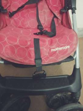 Push chair UK made,mothercare company