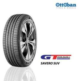 Ban mobil GT radial savero SUV Ring20 bisa buat Pajero Fortuner Navara
