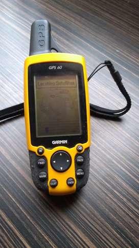 GPS GARMIN 60 Second
