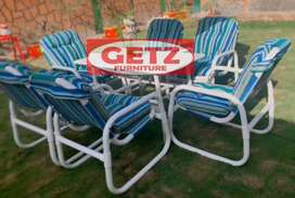 UPVC Garden chairs