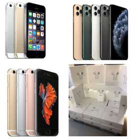 Apple iphones 6 -7 -8 - XR available at best price