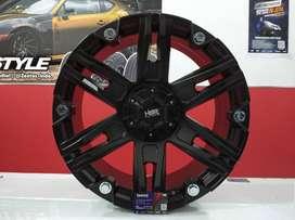 Velg Mobil Ford Everest, Fortuner, Triton, Mazda BT50 dll Ring 20 HSR