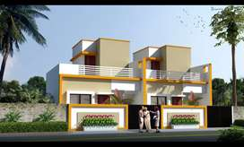 Individual 2bhk house only 14.90 lakh with all amenities