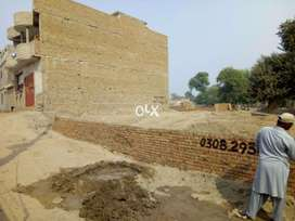 12 marla plot in garha more,vehari
