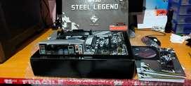Asrock B450 steel legend atx