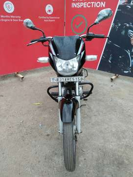 Good Condition Bajaj Ct100 Std with Warranty |  5158 Jaipur