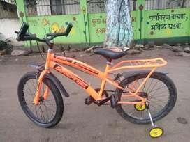 नविन सायकल विकणे आहे