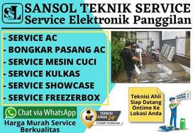 Service Freezerbox AC Servis Kulkas Mesin Cuci Ngimbang Lamongan