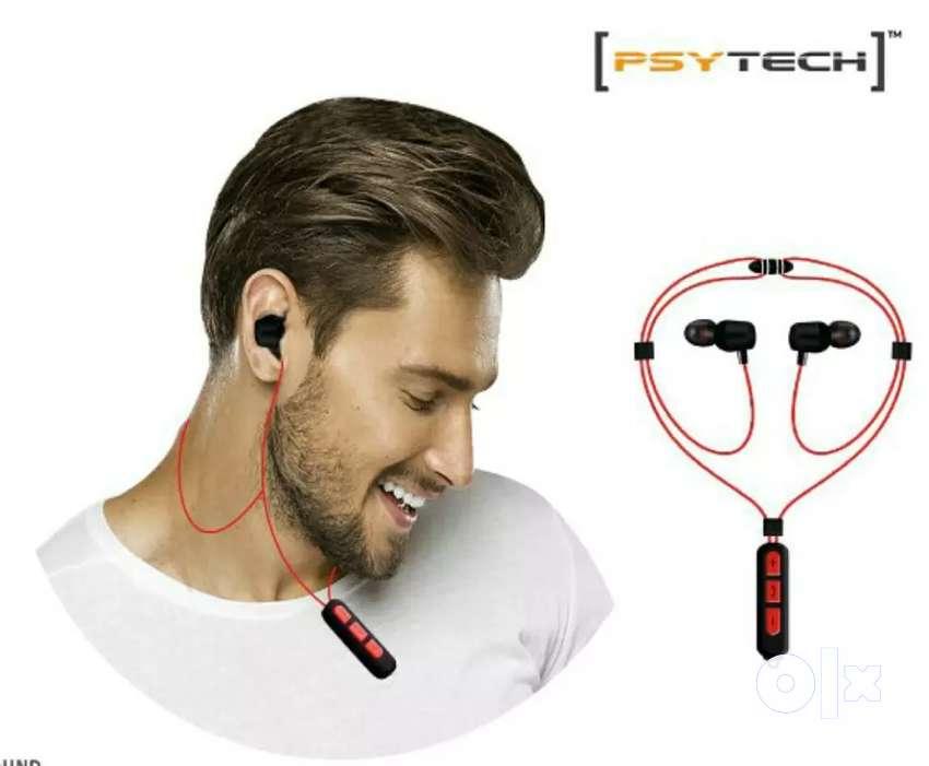 Psytech 4D Bass Sound Sports Original Headset with 6 months warranty 0