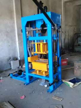 Mesin cetak batako paving