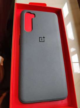 One plus Nord official sandstone case