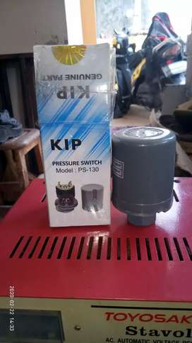 automatic pompa air msh baru