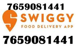 SWIGGY DELIVERY EXECUTIVE EARN MORE INCOME JOIN