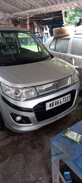 Maruti Suzuki Wagon R Stingray, 2015, Petrol