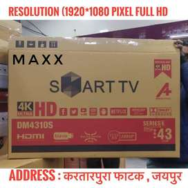 43 inch MODEL LED TV