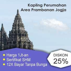 Tanah Murah Manisrenggo, Harga 1jt an/m2: Bonus Iphone 12 Pro Max