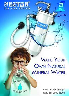 Make Your Own Mineral Water