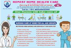 HONEST HOME HEALTH CARE