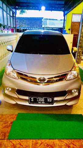 Toyota Avanza G Luxury KM rendah luar dalam Jos