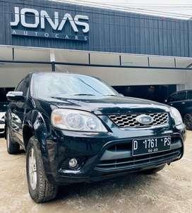 Ford Escape 2011 XLT 2.3 Terawat Murahh