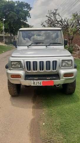 Mahindra Bolero DI 4WD BS III, 2004, Diesel