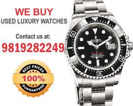 Rolex Submariner Patek, Audemars,Vacheron, Omega Watch