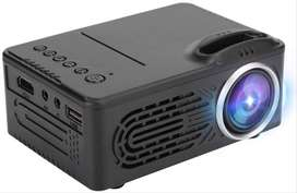 RD-814 LED Mini Projector Projector 320 x 240 Portable Projector 1080P