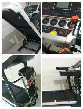 Treadmill elektrik 3 fungsi big baru dan bergaransi